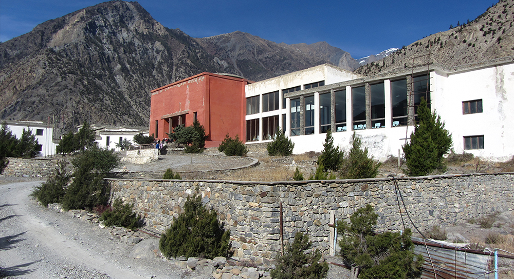 Jomsom Mountain Resort